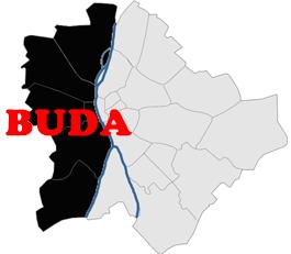 Konténer Budai kerületekbe