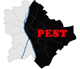 Konténer Pesti kerületekbe